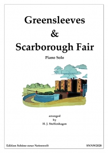 Greensleeves--Scarborough-Fair-Piano-Solo---pdf