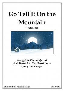 Go-Tell-It-On-the-Mountain-Clarinet-Quartet----pdf