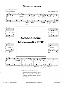 Greensleeves---Easy-Piano---pdf