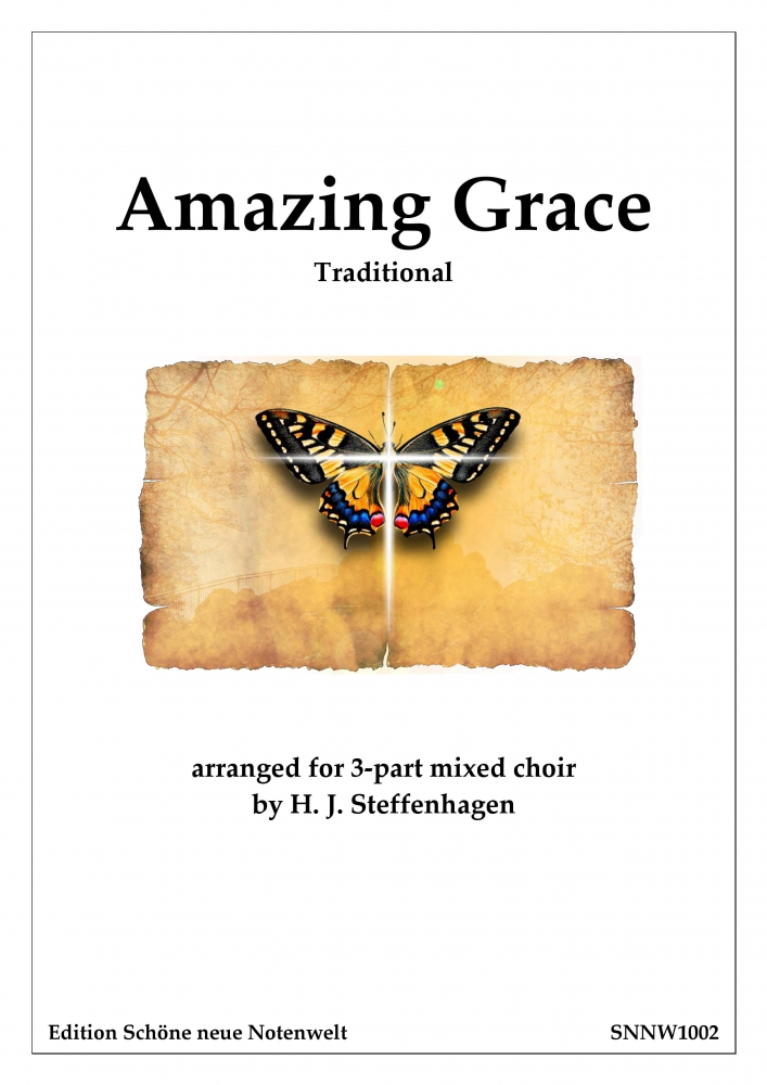 Bild 1 von Amazing Grace 3-part mixed choir - pdf