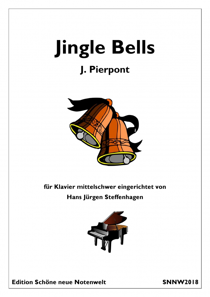 Bild 1 von Jingle Bells (Piano Solo) - pdf