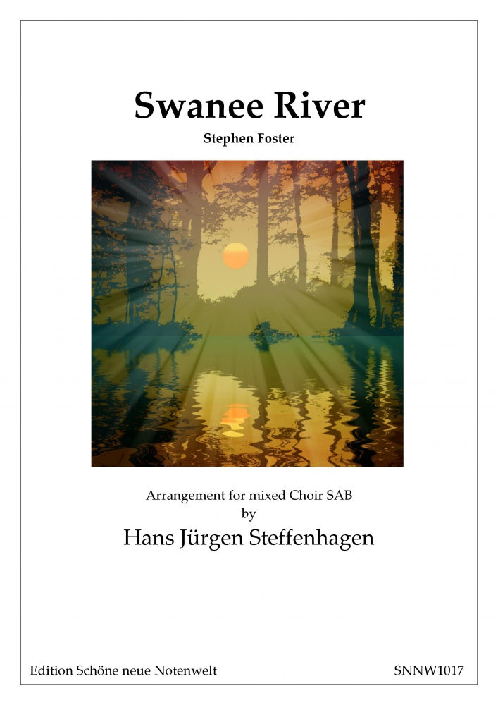 Bild 1 von Swanee River - Old Folks at Home (Chor-SAB) - pdf