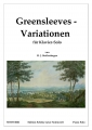 Greensleeves - Variationen (Piano Solo) - pdf