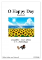 O Happy Day - 2 Voices & Piano - pdf