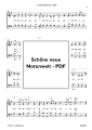 Bild 2 von I've Got Peace Like a River (Chor-SATB) - pdf