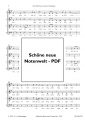 Bild 2 von We Wish You a Merry Christmas (Chor-SATB) - pdf
