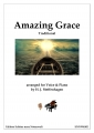 Amazing Grace - (Voice  & Piano) - pdf