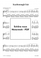 Scarborough Fair (Piano Solo) - pdf