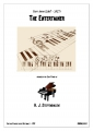 The Entertainer - Scott Joplin 1868 - 1917 (Easy Piano) - pdf