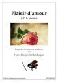 Plaisir d'amour (Klarinette in B & Piano) - pdf